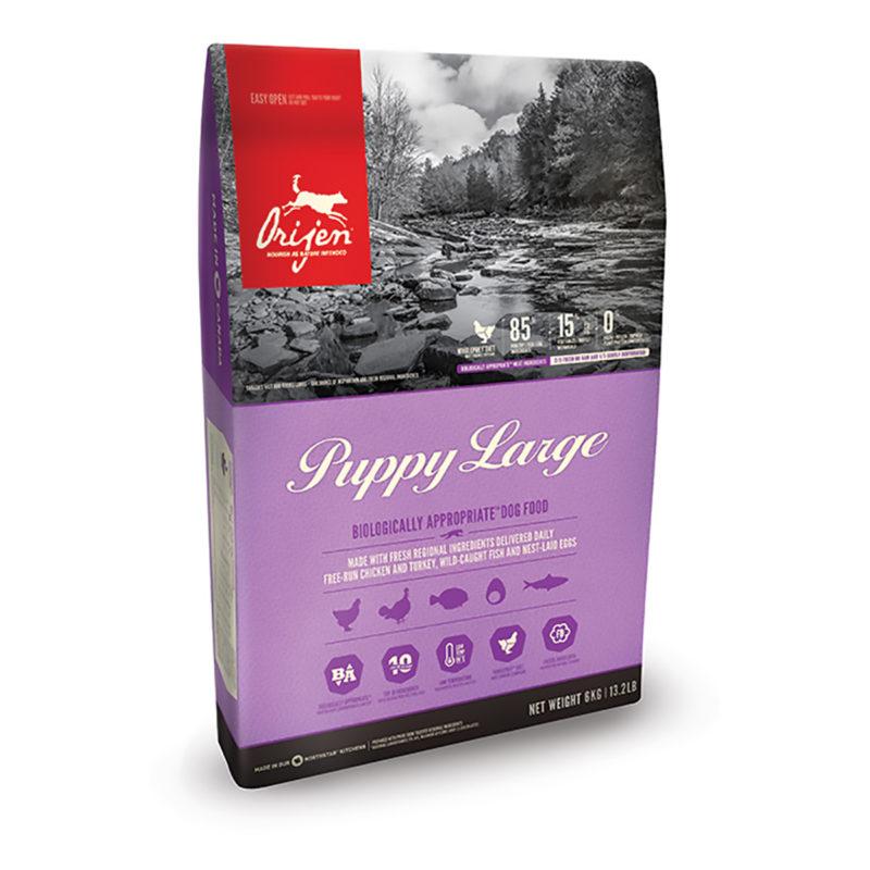 Hrana za pse Orijen Puppy Large