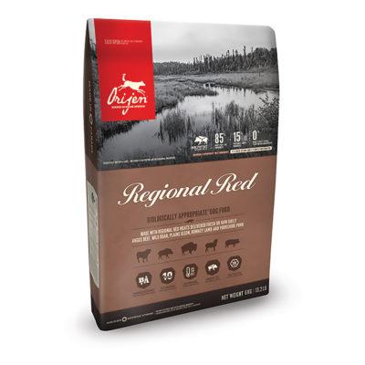 Hrana za pse Orijen Regional Red