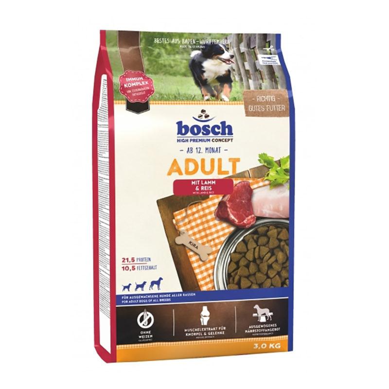 Bosch Adult Jagnje & Riž