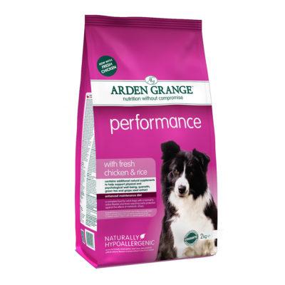 Hrana za pse Arden Grange Performance