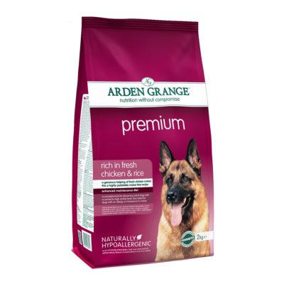 Hrana za pse Arden Grange Premium