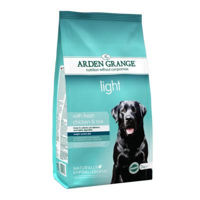 Hrana za pse Arden Grange Light