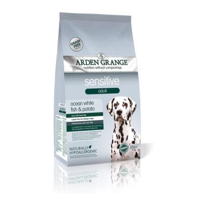 Hrana za pse Arden Grange Adult Sensitive