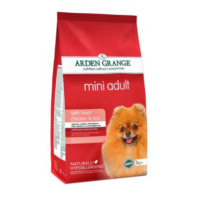 Hrana za pse Arden Grange Adult Mini Chicken