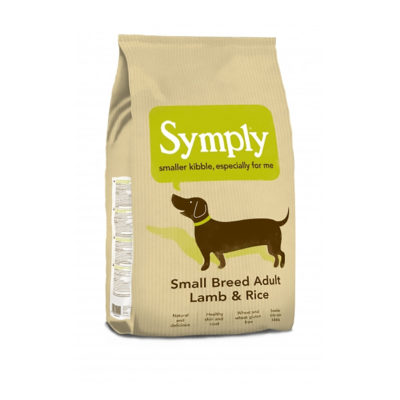 Symply Small Breed Adult Lamb&Rice
