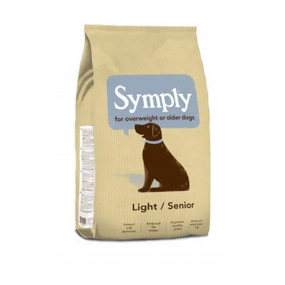Symply Light / Senior za pretežke ali za starejše pse