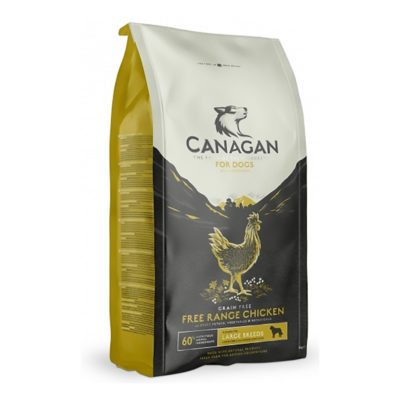 Hrana za pse Canagan Large Breed Piščanec s proste reje