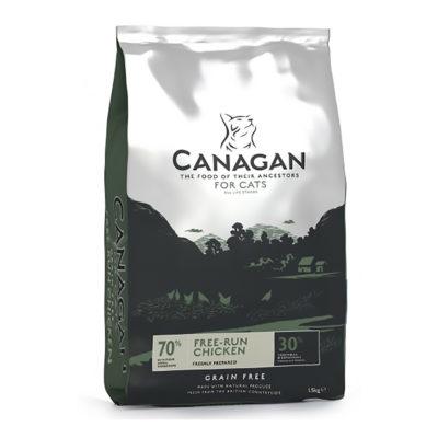 Canagan Cat – Piščanec s proste reje