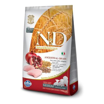 N&D Chicken & Pomegranate Adult Medium
