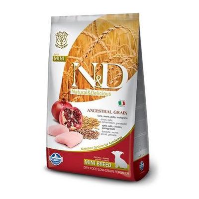 N&D Chicken & Pomegranate Puppy Mini & Medium