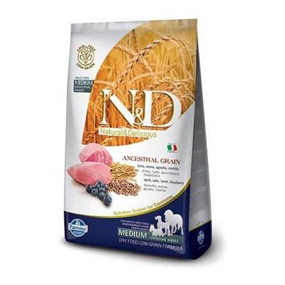 N&D Lamb & Blueberry Adult Mini