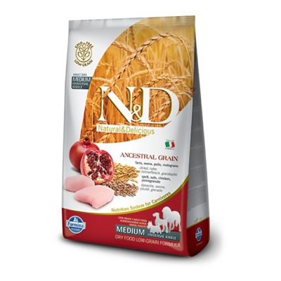 N&D Chicken & Pomegranate Adult Medium