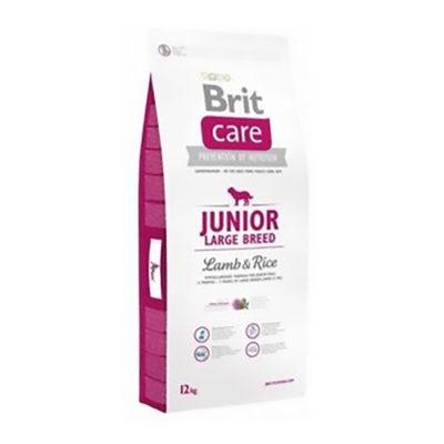 Brit Care Junior Large Lamb & Rice Breed