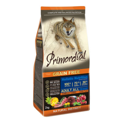 Primordial Adult Fresh Tuna Lamb