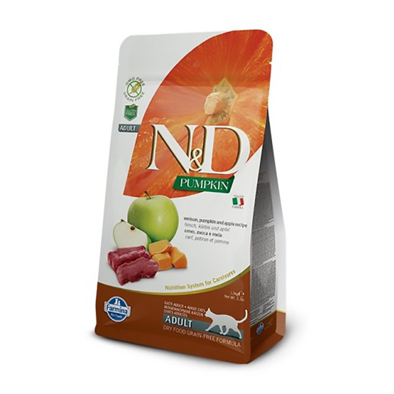 N&D Adult Cat - Venison & Apple