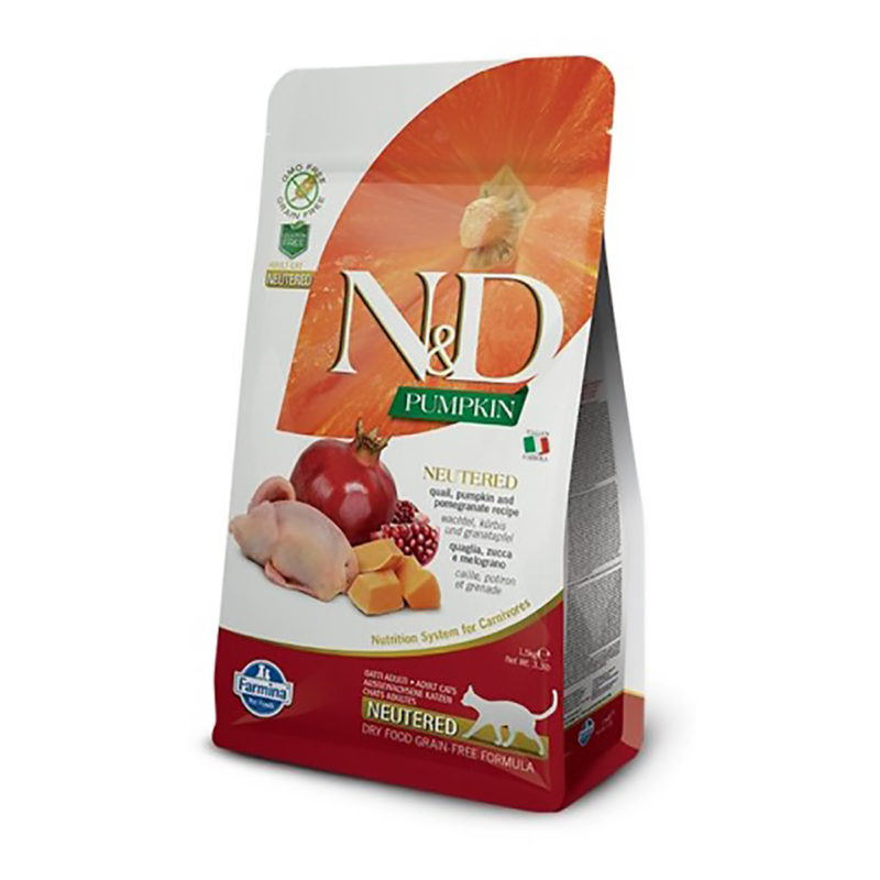 N&D Chicken & Pomegranate Neutered