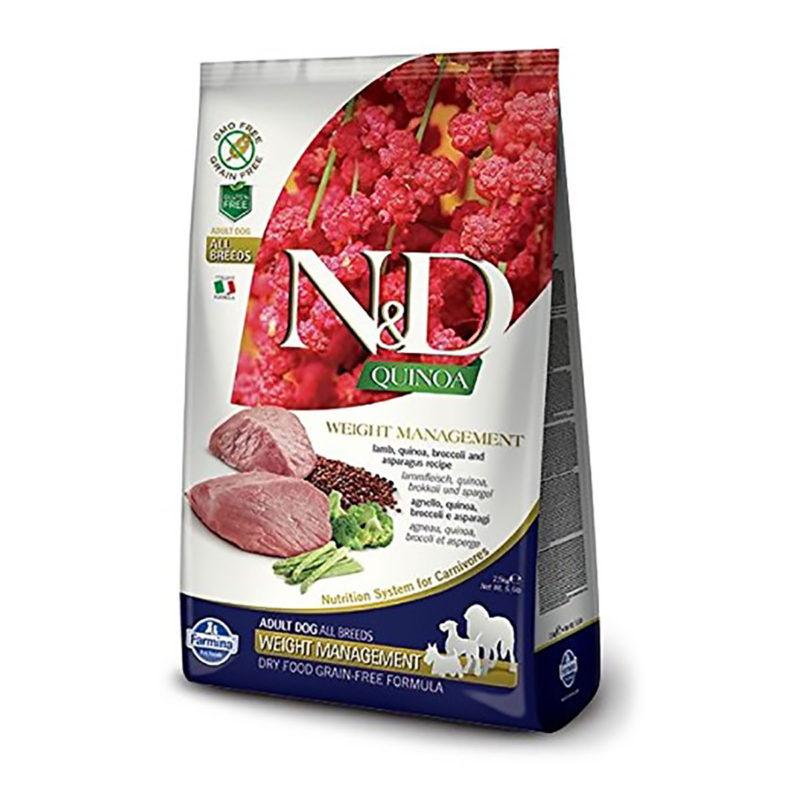N&D Weight Management - Lamb & Asparagus