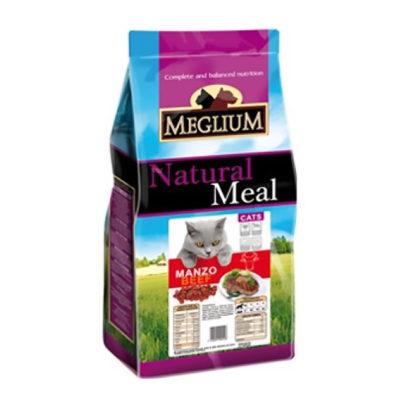 Meglium adult cat Beef