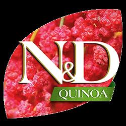 N&D kvinoja